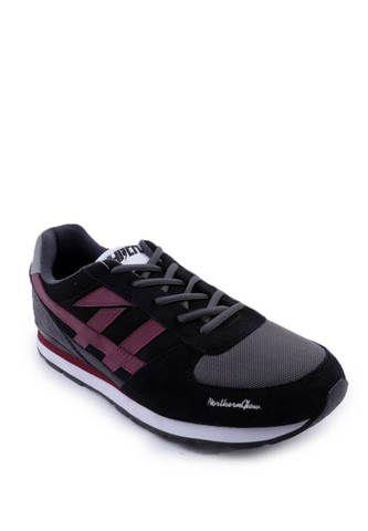 Hrcn Nourthern Glow Men Shoes Sepatu Sneaker Kets Pria H 5144