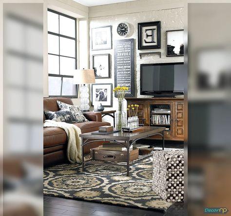 Flooring Ideas For Your Own Living Room In 2018, #livingroomdecor2018