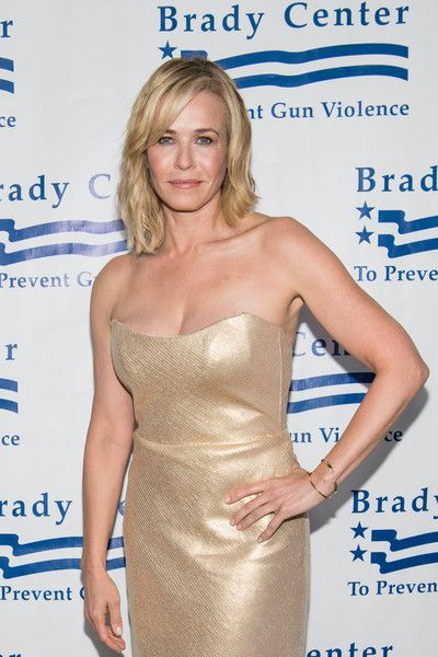 Comedian Chelsea Handler attends the Brady Center's Bear Awards Gala.