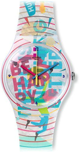 Looking for Swatch Unisex Analog Display Quartz Multi-Color Watch ? Check out our picks for the Swatch Unisex Analog Display Quartz Multi-Color Watch from the popular stores - all in one.