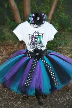 monster high tutu party ideas | Party Ideas