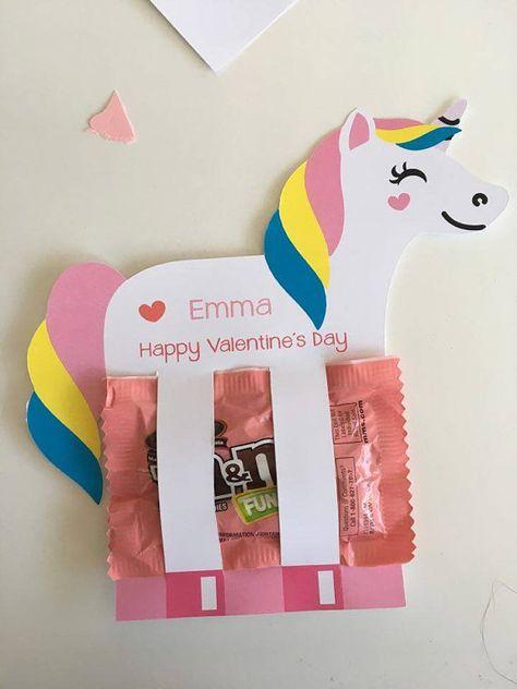 Candy Hugger Unicorn Regenbogen von Monisimo auf Etsy