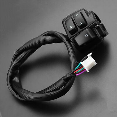 Advertisement Ebay 1pair Switches Control Wires Harness Handlebar For Harley Dyna Sportster Softail Motorcycle Handlebar Harley Dyna Handlebar