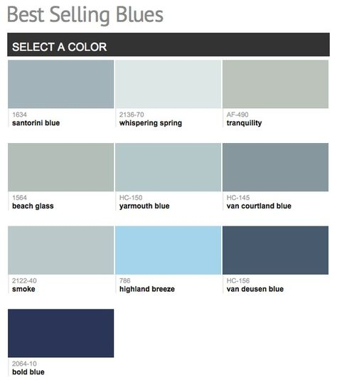 Colors And Palettes On Pinterest