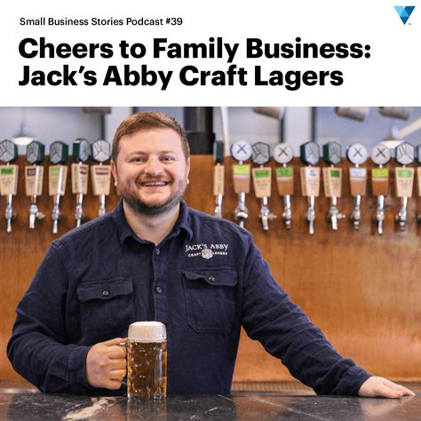 Small Business Podcast   Beer Brewery & Family Business
