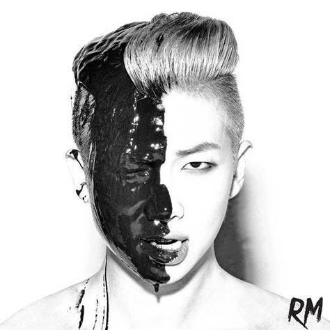 BTS' Rap Monster drops teaser image announcing the upcoming release of track 'Awakening' and solo mixtape