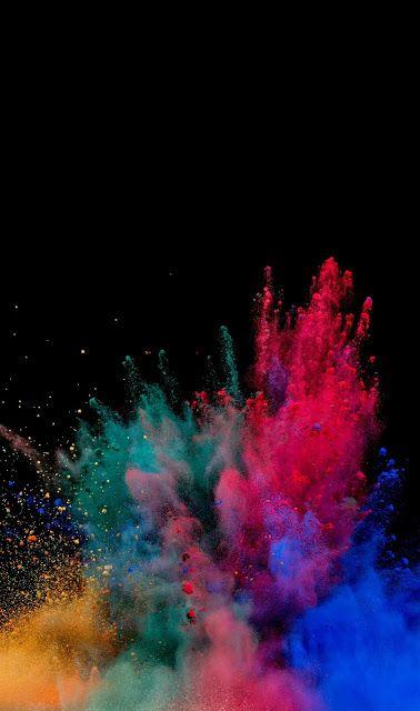 9 Amazing Phone Hd Wallpapers Heroscreen In 2020 Colourful Wallpaper Iphone Crazy Wallpaper Smoke Wallpaper