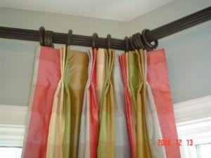 Curtain Rod Connector Elbows Corner Window Curtains Corner