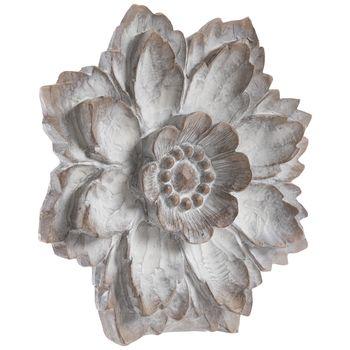 Rustic Wood Look Flower