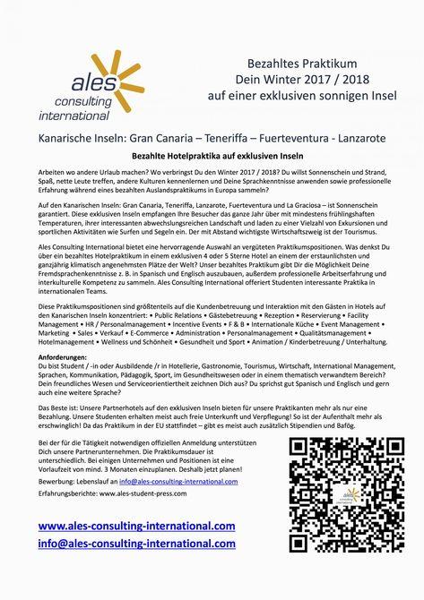 Lebenslauf Englisch Hotellerie In 2020 Lanzarote Lebenslauf Vorlagen Lebenslauf