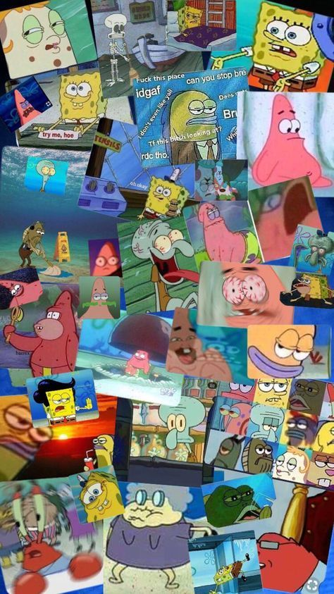 List Of Pinterest Spongebob Tumblr Iphone Wallpapers
