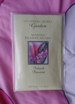 Details About Victoria S Secret Garden Scented Drawer Sachet Island Passion Fragrant Pouch In 2020 Drawer Sachets Fragrance Sachets Scented Sachets