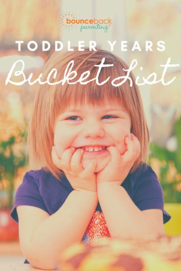 The Toddler Years Bucket List All The Most Fun Activities To Do With Toddlers Before They Re Big Kids In 2020 Activities To Do With Toddlers Fun Activities To Do Parenting Toddlers