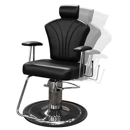 Bellagio Chair In Black The Best Chair For Microblading Brows
