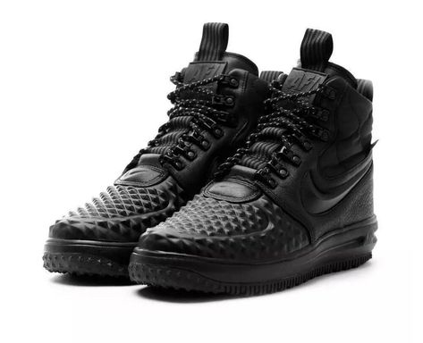 buy popular ebd49 81514 New Nike Lunar Force 1 LF1 Duckboot 17 Black Anthracite 916682-002.  Condition is New with box.   eBay!
