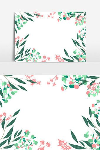 Japanese Beautiful Small Fresh Plant Elements Png Images Ai Free Download Pikbest