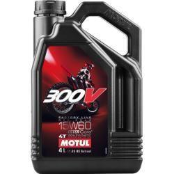 Motul 300v 4t Factory Line Off Road 15w60 Motorenol 4 Liter Motul Oils Offroad