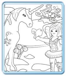Playmobil Coloriage Dessin Anniversaire Enfant