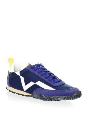 Diesel Pagodha Sneakers In Surf Blue