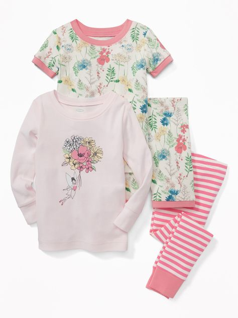 cb9038e3d Girls Next White Pink Pretty Floral Sleepsuits Three Pack (0mths ...