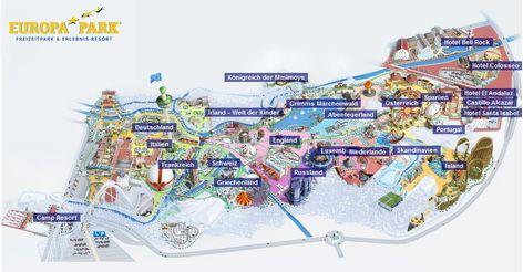 Europa Park Rust Tickets Und Alle Infos In 2020 Europapark