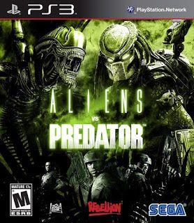 aliens vs predator iso