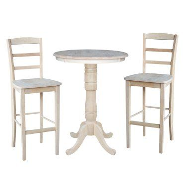 Montvale Bar Height Dining Set By Standard Furniture At Olinde S