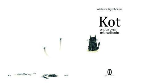 Wisława Szymborska Kot W Pustym Mieszkaniu On Behance