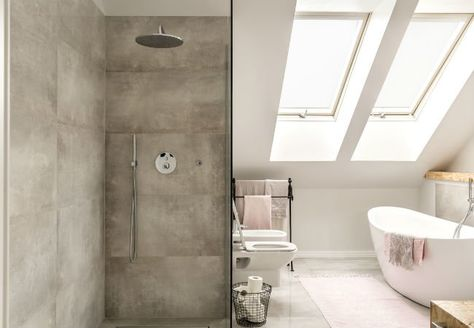 All You Need To Know About Walk In Showers Concrete Shower