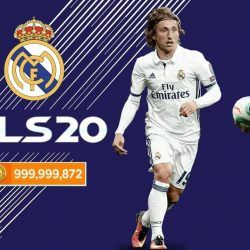 Dls 20 Apk Unlimited Money Real Madrid Team 2020 Download In 2020 Real Madrid Team Real Madrid League