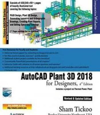 Autocad Plant 3d 2018 For Designers Pdf Goruntuler Ile
