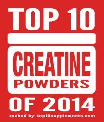 List of the Best #Creatine 2014