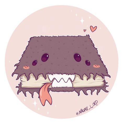 Kawaii Monster Book of Monsters!