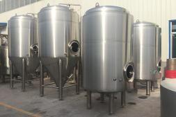 2000l 20hl Bbt Servingtank Brewhouse Polyurethane Insulation