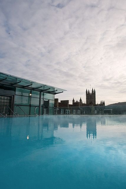 Bath Thermae Spa | Flickr - Photo Sharing!