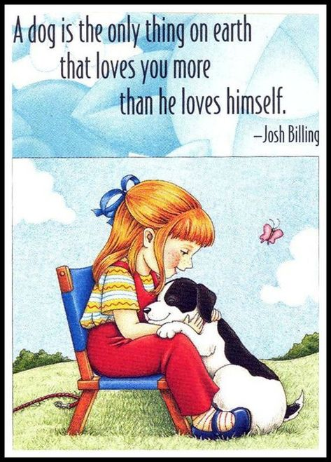 love people change the world by mary engelbreit Mary Engelbreit, I Love Dogs, Puppy Love, Cute Dogs, Mans Best Friend, Best Friends, Amor Animal, Love You More Than, Dog Quotes