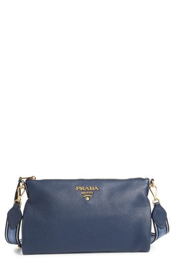 a9410e07e46b New Prada Vitello Daino Leather Crossbody Bag Women's Fashion Handbags.  [$1350] yourfavoriteclothing offers on top store