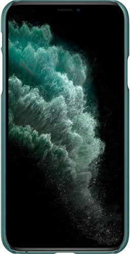 Spigen Thin Fit Series Case For Apple Iphone 11 Pro Midnight Green 53421bbr Best Buy In 2020 Iphone Wallpaper Green Ios 11 Wallpaper Ios Wallpapers