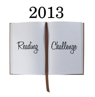 Looking for a new book to add to read this year?  I sometimes get in a reading rut where I read the same types of books over and over and have to make a conscious effort to switch it up. (It helps that I try to alternate fiction and nonfiction.)  I created the 2013 Reading Challenge as an easy and fun way for me (and you) to fit more varied books in this year. A lot of people create goals of reading a certain number of books in a year, but I think that can be stressful or worse—you may end