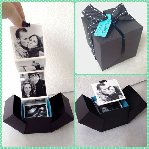 Picture box. Nice present for your loved one! -  - #giftforboyfriend