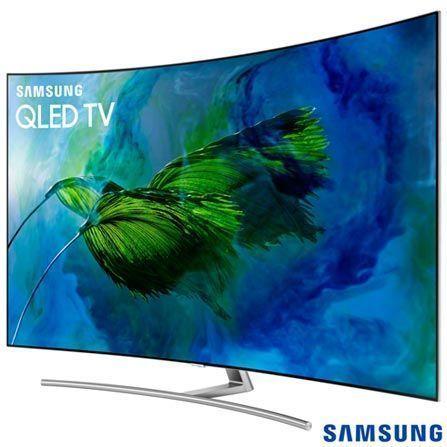 Smart Tv Samsung Qled 4k 75 Com Modo Jogo Connect Share Interação Por Voz E Wi Fi Qn75q8camgxzd Smarttvcheap Smart Tv Samsung Tvs Samsung Smart Tv