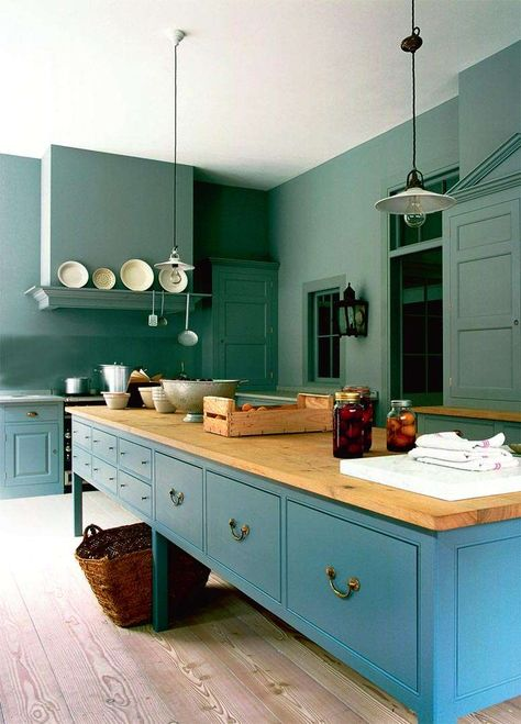Georgian and Victorian style kitchens | Period Living