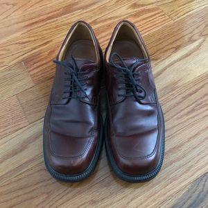 Walker Derby Leather Shoes Size EUR 43