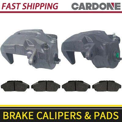 Ceramic Brake Pads Fit 2011 Subaru Impreza Rear PowerSport Blank Brake Rotors