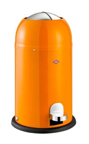 Rode Wesco Kickmaster.Wesco Kickmaster Junior 15l Oranje Retro Design Modern