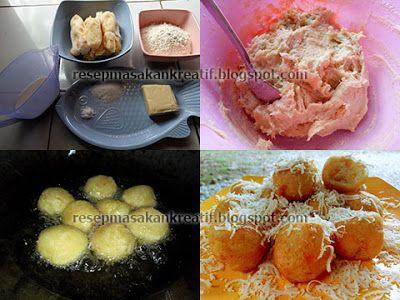 Resep Tape Singkong Goreng Kue Bola Bola Empuk Makanan Resep Cemilan