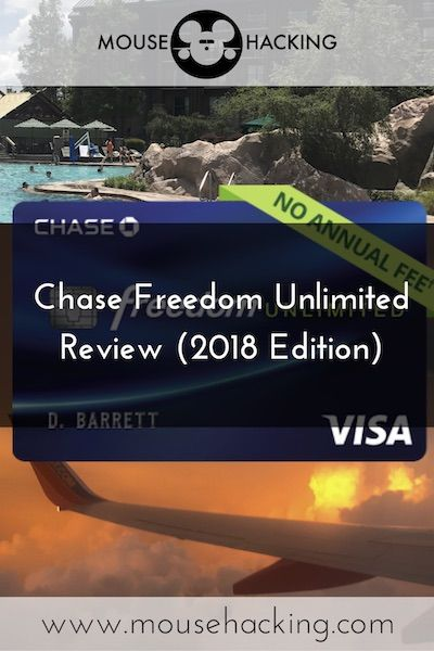 Guide To Chase Ultimate Rewards For Disney Travelers Mouse Hacking Chase Freedom Chase Ultimate Rewards Chase Freedom Card