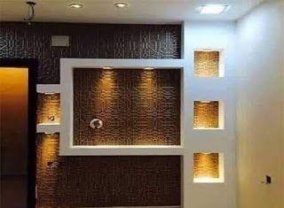 Diy Gypsum Gypsum Board Preview 108 Tv Wall Design From Gypsum And Gypsum Bord Lcd Wall Design Tv Wall Design Tv Wall Decor
