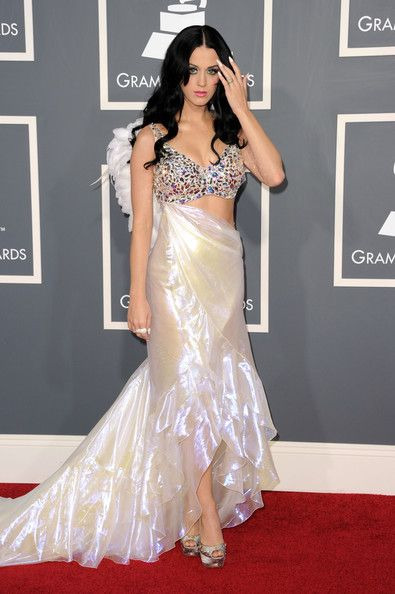 Katy Perry at the 2011 Grammy Awards - The Most Daring Red Carpet Dresses of the Decade - Photos