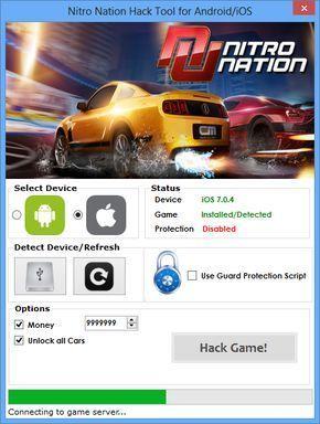 Nitro Nation Hack (Android/iOS) | nitro nations hack | Nitro